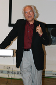 Lecture in Germany
