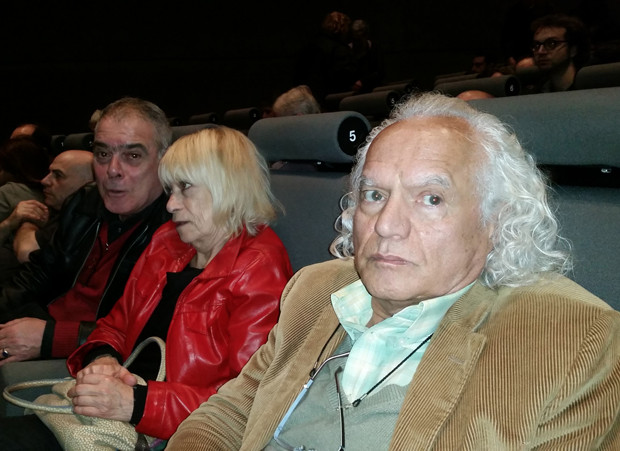 Manhattan by Numbers screened in Rome, Italy, November 12, 2014