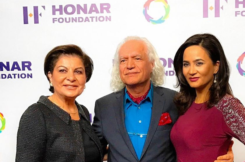 Premier of Razor's Edge: The Legacy of Iranian Actresses in Los Angeles
